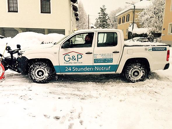 Winterdienst-Salzburg
