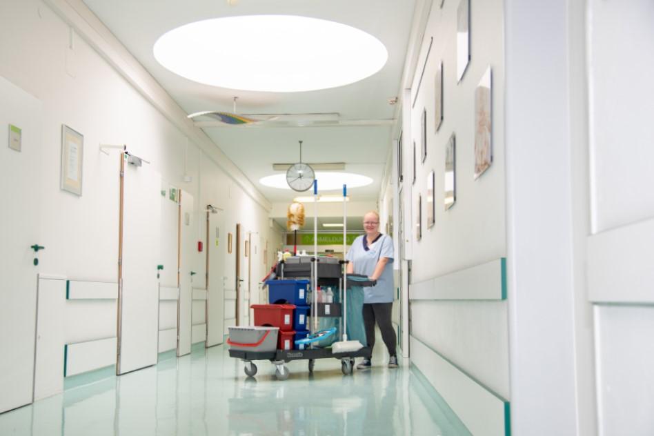 krankenhausreinigung
